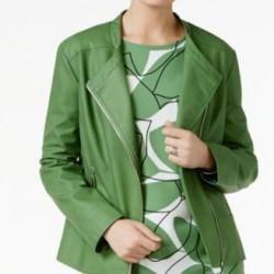 الفاني جاكيت نسائي أخضر