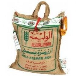 أرز الوليمة سيلا بسمتي (٥ كيلو)