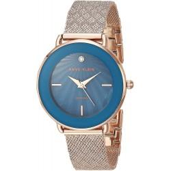 ساعة يد للنساء من ان كلاين- موديل: 3686NVRG