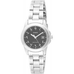 ساعة كوارتز للنساء من كاسيو